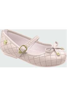 Sapato Infantil Laço Pé Com Pé 29220