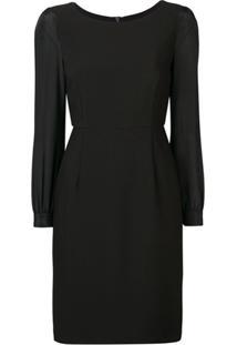 919e568dc0a Vestido Emporio Armani Rosa feminino