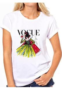 Camiseta Coolest Vogue Feminina - Feminino