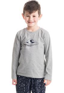 Pijama Space Masculino Infantil