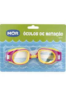 Óculos De Natação Sport Rosa