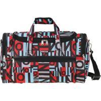 57fec8ed7 Bolsa Sacola Art Cubi - Unissex-Vermelho