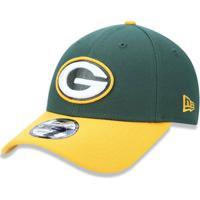 Boné Green Bay Packers 940 Snapback Hc Basic New Era - Unissex 8f51d69aa6b