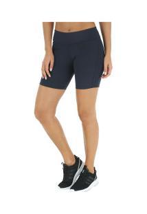 Bermuda Adidas M 3S Tight - Feminina - Azul Escuro