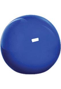 Esfera De Cerâmica Azul 10 Cm Azul Mazzoti