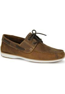 a4d310017f Dockside Caramelo Passarela masculino   Shoes4you