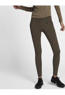 Legging Nikelab Classic Knit Tight Feminina