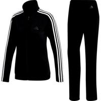 Agasalho Adidas Back 2 Basics 3 Stripes Feminino 31187ef69033b