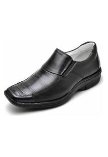 Sapato Social Masculino Ultraleve Linha Confort