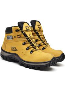Bota Trivalle Caterpillar Adventure Milho