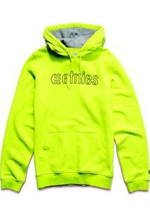 Blusa De Moletom Corp Stitch Pullover Etnies - Masculino