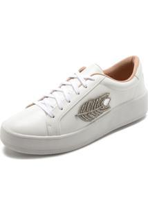 Tênis Ana Hickmann Branco feminino   Shoes4you 5604cc8d14