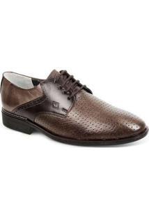 Sapato Social Masculino Derby Sandro Moscoloni Fab