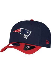 5df31c260 Boné New Era Nfl New England Patriots 940 Marinho