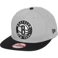 a531bd906 Boné New Era Snapback Of Brooklyn Nets - Masculino