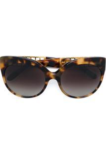 9edc642a509c7 Óculos De Sol Linda Z Oversized feminino   Shoes4you