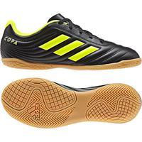 Home Calçados Meninos Chuteiras Adidas Conforto. Chuteira Futsal Infantil  Adidas Copa 19 4 In - Unissex 885d2983a5deb