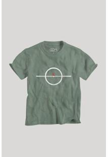 Camiseta Infantil Reserva Mini Meio Campo Masculina - Masculino