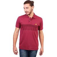 077c15625 Camisa Polo New York Polo Club Listrada - Masculino