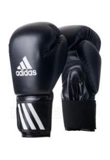 Luva Boxe Adidas Speed 50 Tam: 10-12-14 Oz Preto - Adidas