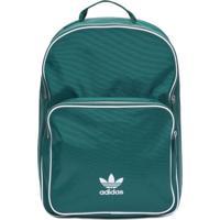 a63a2c45c Mochila Classic Adicolor Adidas Originals - Verde