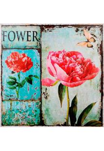 Quadro Flower Dream Fullway 50X50