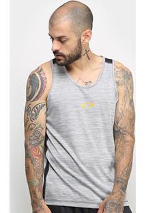 Camiseta Regata Oakley Dynamic Breathe Masculina - Masculino