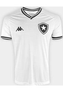 Camisa Infantil Botafogo Kappa Iii 2019 Masculina - Masculino