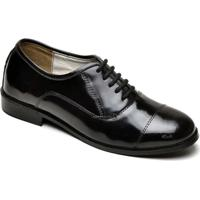 97a1ff70cd Sapato Social Top Franca Shoes - Masculino-Preto
