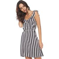 cf65a6f5f Vestido Hering Listrado feminino | Shoes4you