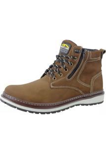 Bota Casual Urbana Bell Boots Chumbo 835