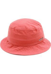 Chapéu Colcci Liso Rosa