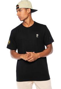 Camiseta New Era Pittsburgh Pirates Preto c8f8a592e5d70