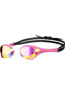 c49b3cb0b Netshoes. Óculos De Natação Arena Cobra Ultra Espelhado - Feminino