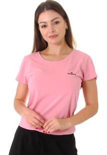 Camiseta Opera Rock T-Shirt Rosa