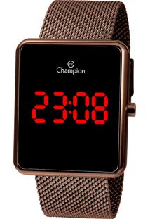 Relógio Champion Digital Feminino Ch40080R