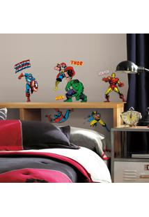 Heróis Da Marvel Cartoon