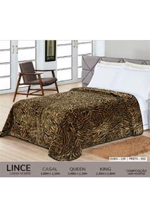 Cobertor King Nobre - Lince