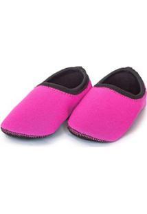 Sapato De Neoprene Fit Ufrog Infantil - Feminino-Pink
