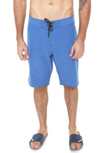 Bermuda ÁGua Billabong Reta All Day Solid Azul - Azul - Masculino - Dafiti
