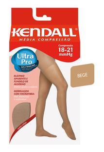 Meia Calça Média Compressão Com Ponteira Kendall