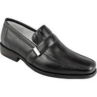 ff39562844 Home Calçados Masculinos Sapatos Bico Quadrado Carneiro