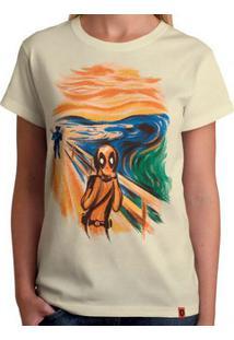 Camiseta Grito Do Pool