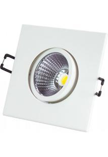 Spot Led Embutir Taschibra Tsql 9W Luz Branca 6500K