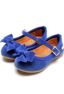 Sapatilha Klin Princesa Baby Azul