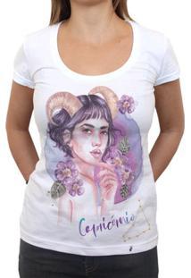 Capricorniana - Camiseta Clássica Feminina
