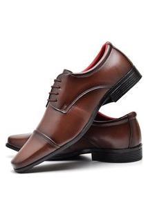 Sapato Social Masculino Db Now Dubuy 807Od Marrom