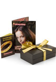 Aliança Prata Namoro Personalizável Nome Banhado A Ouro - As1687