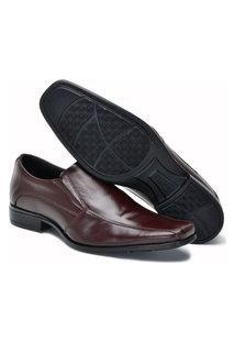 Sapato Social Colt Tipo Italiano Em Couro Bico Alongado Dmazons 007