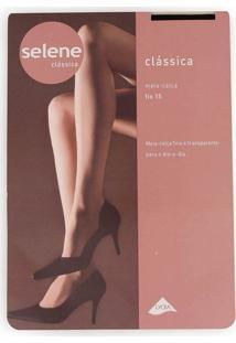 Meia-Calça Fio 15 Selene 9020 - Preto